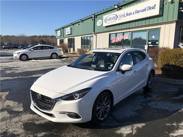 2018 Mazda Mazda3 GT (Stk: 10235) in Lower Sackville - Image 1 of 25