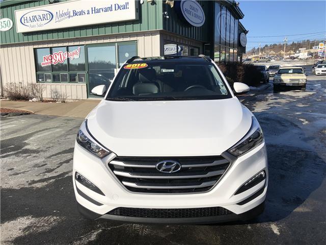 2018 Hyundai Tucson SE 2.0L (Stk: 10232) in Lower Sackville - Image 8 of 23