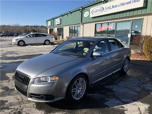 2007 Audi A4 3.2 (Stk: 10195A) in Lower Sackville - Image 1 of 13