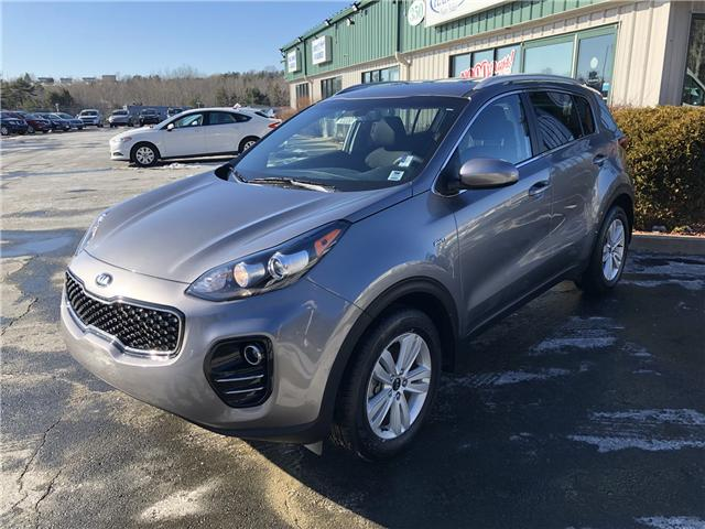 2019 Kia Sportage LX (Stk: 10218) in Lower Sackville - Image 1 of 17