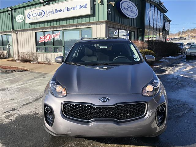 2019 Kia Sportage LX (Stk: 10218) in Lower Sackville - Image 8 of 17