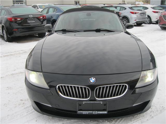 2008 BMW Z4 3.0si (Stk: 18187A) in Stratford - Image 2 of 21