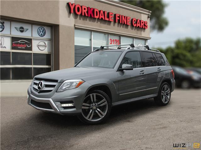 2014 Mercedes-Benz Glk-Class  (Stk: D4965) in Toronto - Image 1 of 25