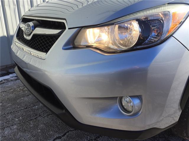 2014 Subaru XV Crosstrek Touring (Stk: SUB1330A) in Charlottetown - Image 12 of 23