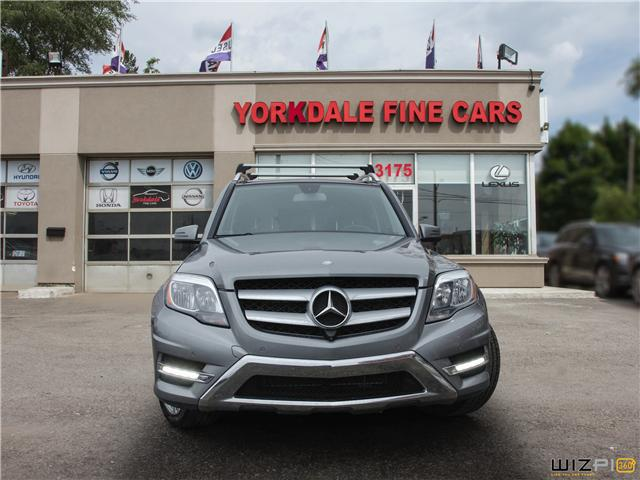 2014 Mercedes-Benz Glk-Class  (Stk: D4965) in Toronto - Image 2 of 25