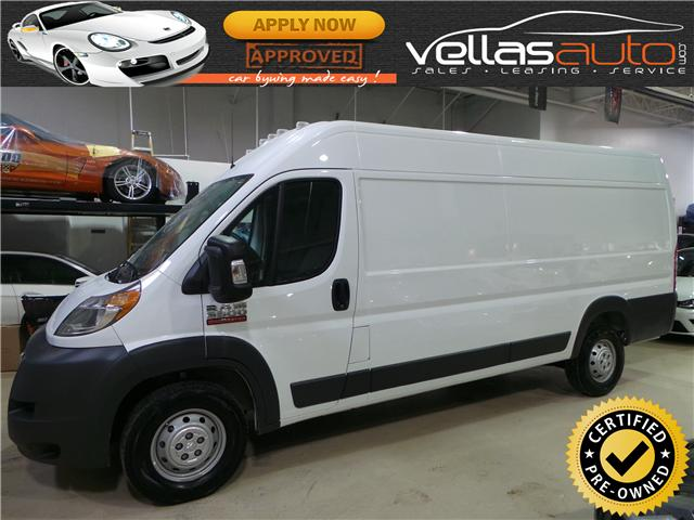2018 RAM ProMaster 3500  (Stk: NP8518) in Vaughan - Image 1 of 22