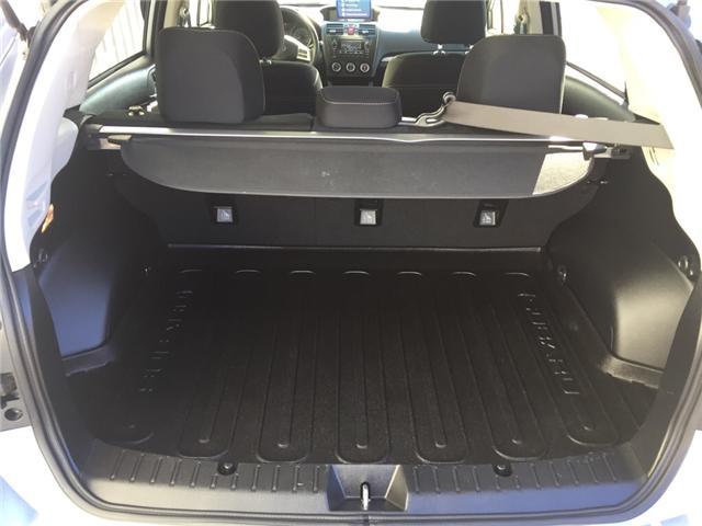 2014 Subaru XV Crosstrek Touring (Stk: SUB1330A) in Charlottetown - Image 15 of 23