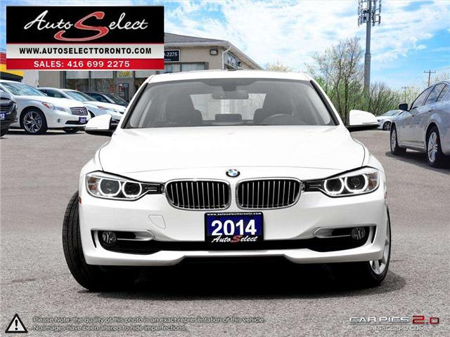 2014 BMW 320i xDrive (Stk: 1NP81662) in Scarborough - Image 2 of 28