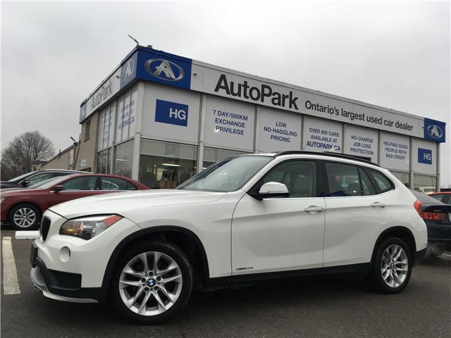 2015 BMW X1 xDrive28i (Stk: 15-31801) in Brampton - Image 1 of 24