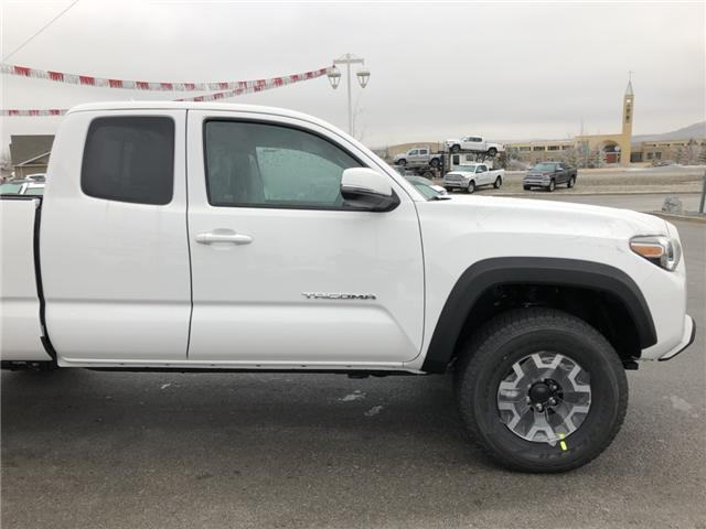 2019 Toyota Tacoma TRD Off Road (Stk: 190129) in Cochrane - Image 4 of 20