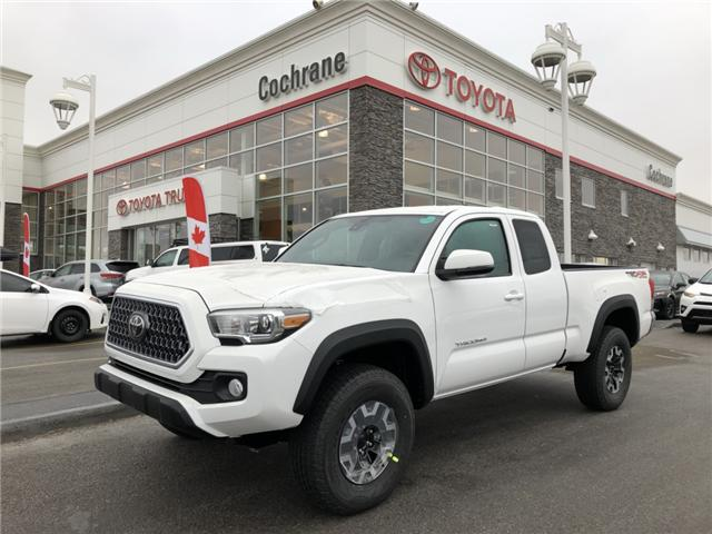 2019 Toyota Tacoma TRD Off Road (Stk: 190129) in Cochrane - Image 1 of 20