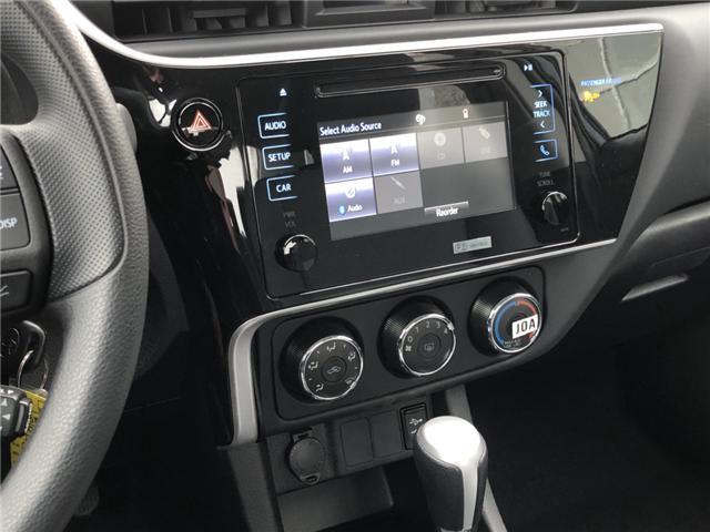 2019 Toyota Corolla  (Stk: 190089) in Cochrane - Image 5 of 20
