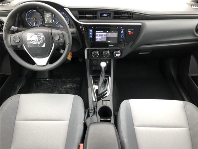 2019 Toyota Corolla  (Stk: 190089) in Cochrane - Image 9 of 20