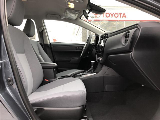 2019 Toyota Corolla  (Stk: 190089) in Cochrane - Image 16 of 20