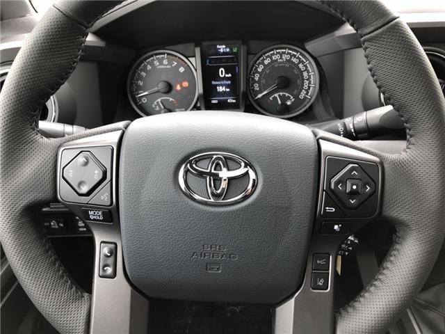2019 Toyota Tacoma TRD Sport (Stk: 190071) in Cochrane - Image 4 of 21