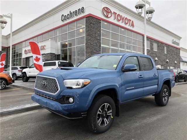 2019 Toyota Tacoma TRD Sport (Stk: 190071) in Cochrane - Image 1 of 21