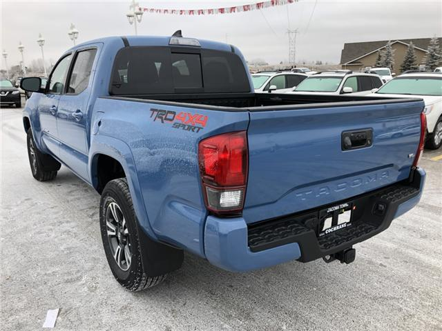2019 Toyota Tacoma TRD Sport (Stk: 190071) in Cochrane - Image 9 of 21