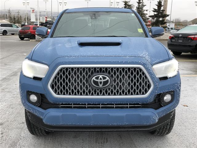 2019 Toyota Tacoma TRD Sport (Stk: 190071) in Cochrane - Image 2 of 21