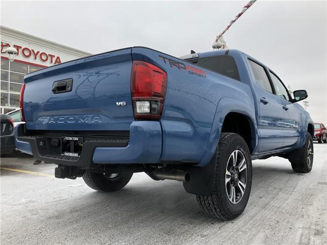 2019 Toyota Tacoma TRD Sport (Stk: 190071) in Cochrane - Image 13 of 21