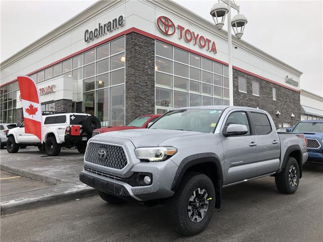 2019 Toyota Tacoma TRD Off Road (Stk: 190120) in Cochrane - Image 1 of 21