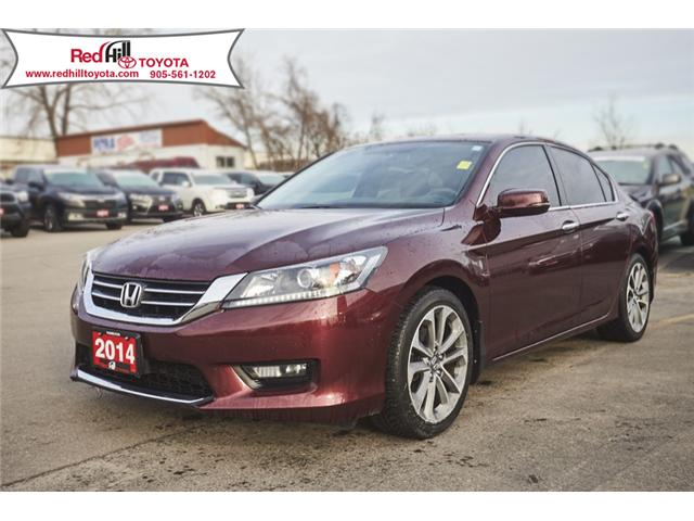 2014 Honda Accord Sport (Stk: 76958) in Hamilton - Image 1 of 19