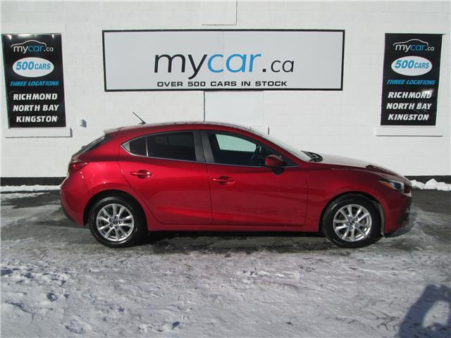 2015 Mazda Mazda3 GS (Stk: 182103) in Richmond - Image 1 of 13