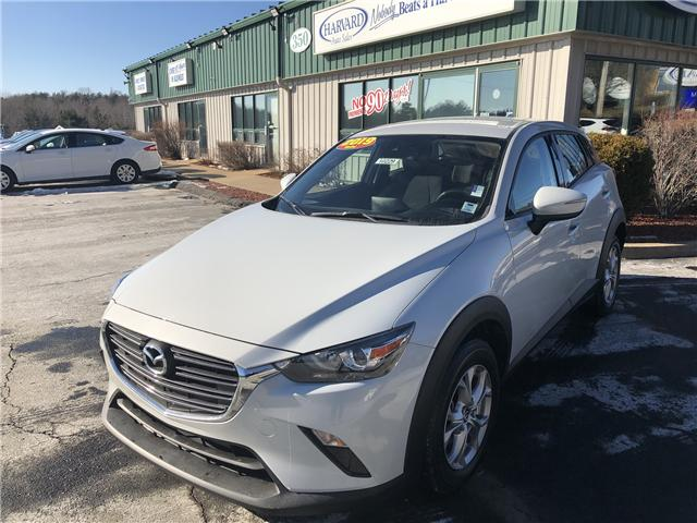 2019 Mazda CX-3 GS (Stk: 10229) in Lower Sackville - Image 1 of 18