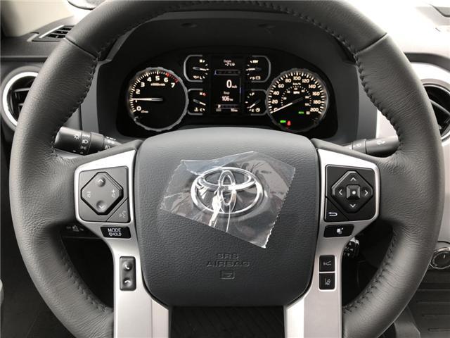 2019 Toyota Tundra Platinum 5.7L V8 (Stk: 190099) in Cochrane - Image 4 of 20