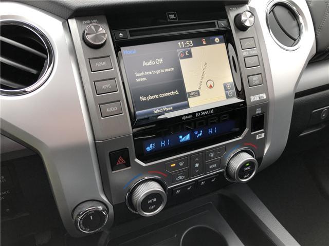 2019 Toyota Tundra Platinum 5.7L V8 (Stk: 190099) in Cochrane - Image 5 of 20