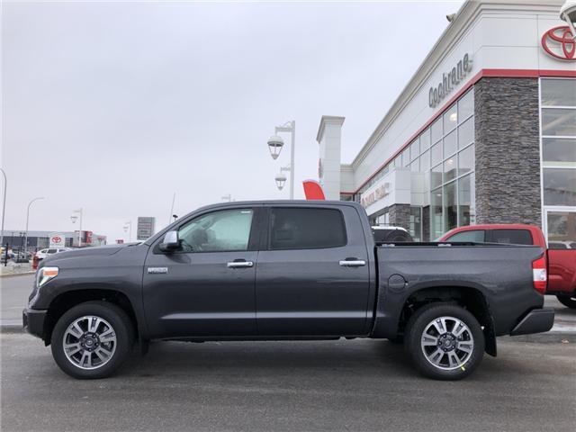 2019 Toyota Tundra Platinum 5.7L V8 (Stk: 190099) in Cochrane - Image 6 of 20