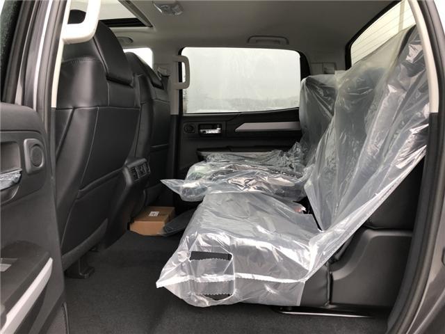 2019 Toyota Tundra Platinum 5.7L V8 (Stk: 190099) in Cochrane - Image 7 of 20
