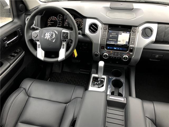2019 Toyota Tundra Platinum 5.7L V8 (Stk: 190099) in Cochrane - Image 8 of 20