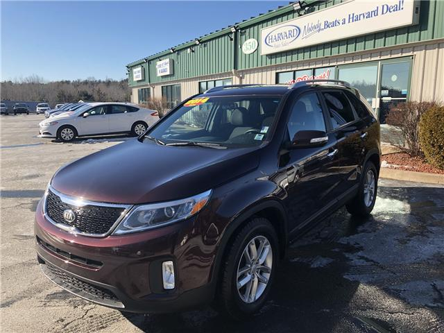 2014 Kia Sorento LX (Stk: 10104A) in Lower Sackville - Image 1 of 18