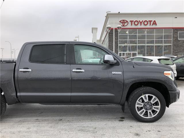 2019 Toyota Tundra Platinum 5.7L V8 (Stk: 190099) in Cochrane - Image 15 of 20
