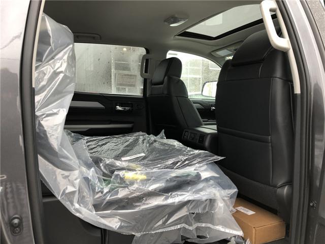 2019 Toyota Tundra Platinum 5.7L V8 (Stk: 190099) in Cochrane - Image 14 of 20