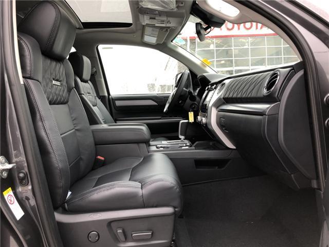2019 Toyota Tundra Platinum 5.7L V8 (Stk: 190099) in Cochrane - Image 16 of 20