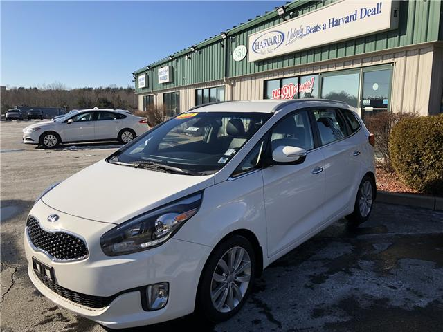 2014 Kia Rondo EX Luxury (Stk: 10211) in Lower Sackville - Image 1 of 19