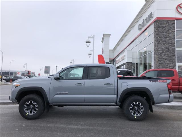 2019 Toyota Tacoma TRD Off Road (Stk: 190101) in Cochrane - Image 6 of 17