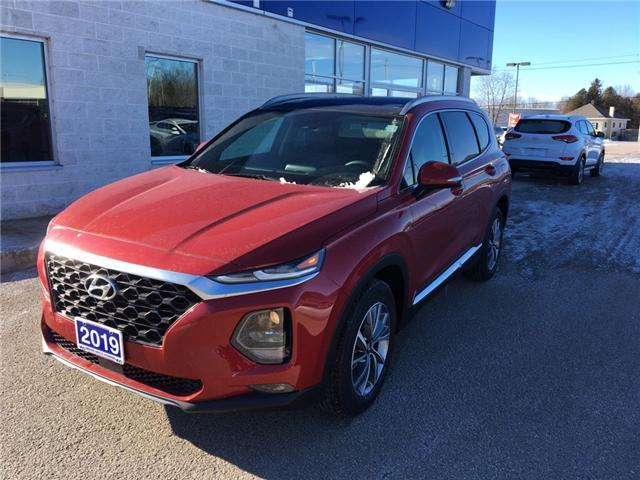 2019 Hyundai Santa Fe Preferred 2.0 (Stk: 9612) in Smiths Falls - Image 1 of 11