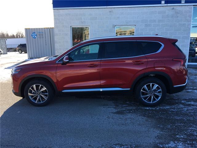 2019 Hyundai Santa Fe Preferred 2.0 (Stk: 9612) in Smiths Falls - Image 2 of 11