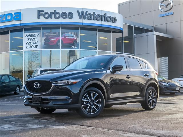 2018 Mazda CX-5 GT (Stk: W2296) in Waterloo - Image 1 of 24