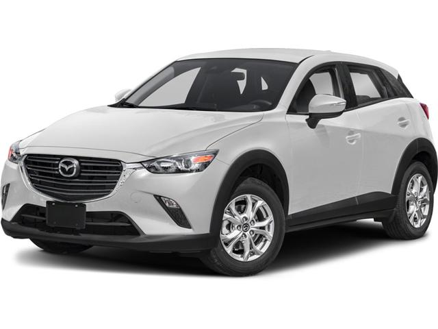2019 Mazda CX-3 GS (Stk: HN1661) in Hamilton - Image 1 of 9