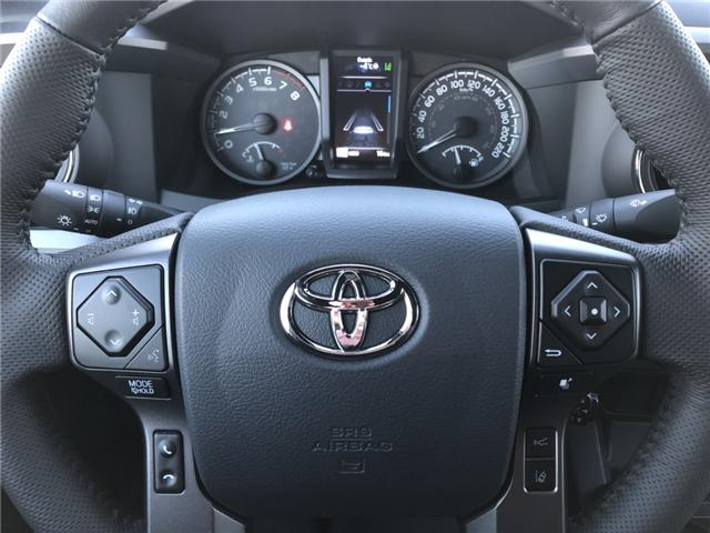 2019 Toyota Tacoma TRD Off Road (Stk: 190064) in Cochrane - Image 13 of 21