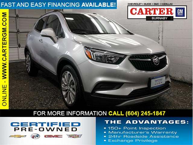 2018 Buick Encore Preferred (Stk: P9-57150) in Burnaby - Image 1 of 24