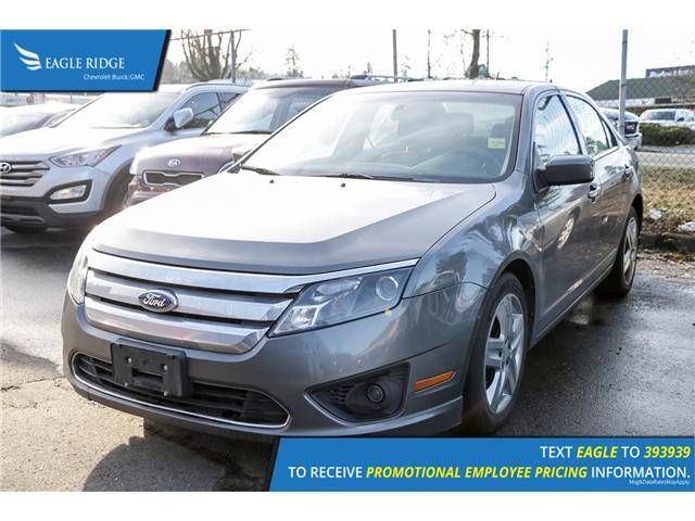 2011 Ford Fusion SE (Stk: 119329) in Coquitlam - Image 1 of 5