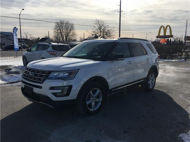 2016 Ford Explorer XLT (Stk: 18560A) in Perth - Image 1 of 10