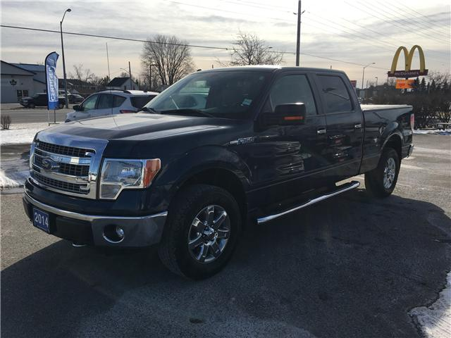 2014 Ford F-150 XLT (Stk: 18671A) in Perth - Image 1 of 10