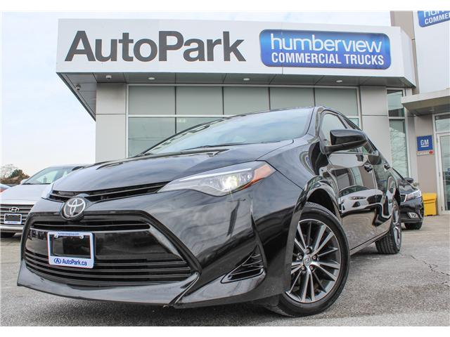 2018 Toyota Corolla LE (Stk: APR2545) in Mississauga - Image 1 of 24