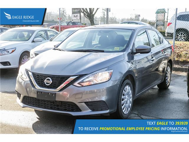 2016 Nissan Sentra 1.8 S (Stk: 169544) in Coquitlam - Image 1 of 5