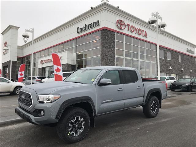 2019 Toyota Tacoma TRD Off Road (Stk: 190104) in Cochrane - Image 1 of 16